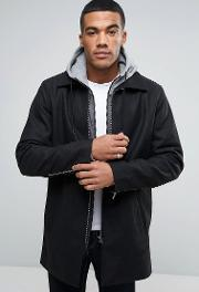 Another Influence , Mac Jacket Black