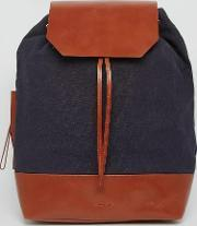 Royal Republiq , Bucket Backpack Navy