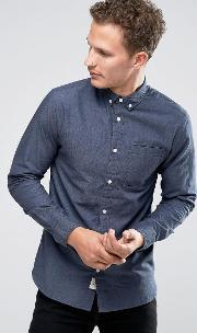 Selected Homme , Button Down Shirt Navy
