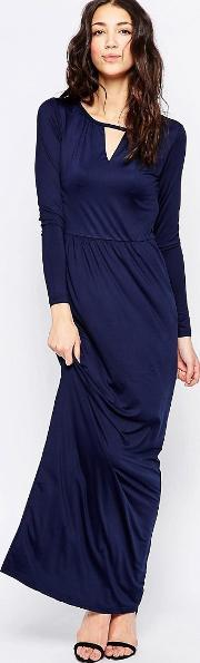 Sugarhill Boutique , Celine Maxi Dress Navy