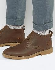Front , Desert Boots Brown