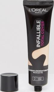 Loreal , L'oreal Paris Infallible Total Cover Foundation 32