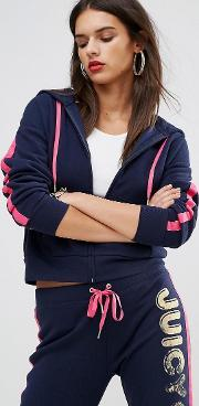 Juicy Couture , Totally Juicy Sunset Hoddie Regal
