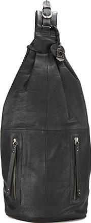 Becksondergaard , Women's Saga Leather Backpack Black