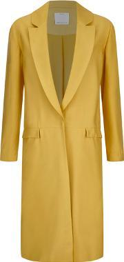 Cmeo Collective , Women's Golden Age Trench Coat Gold Muk 10
