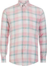Our Legacy , Men's 1940's Shirt Pink Check L