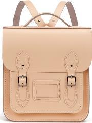 The Cambridge Satchel Company , Women's Small Portrait Backpack Peony Peach