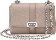 Aspinal Of London , Women's Lottie Bag Soft Taupe