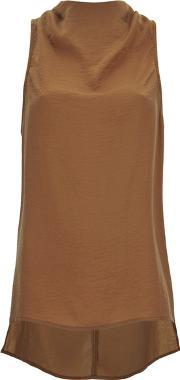 The Fifth , Women's Stay A While Top Amber Xs