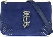 Juicy Couture , Glamour Blue Crossbody Bag