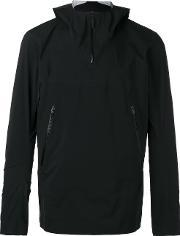 Arcteryx Veilance , Arc'teryx Veilance Zipped Neck Hooded Jacket Men Nylon S, Black