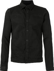 Devoa , Button Up Jacket Men Cottonpolyurethane 3