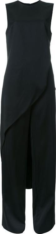 Esteban Cortazar , Two Piece Suit Women Silkvirgin Wool 38, Women's, Black