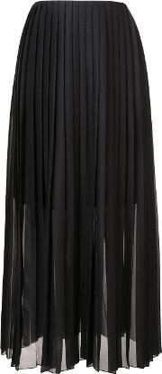 Fabiana Filippi , Pleated Maxi Skirt