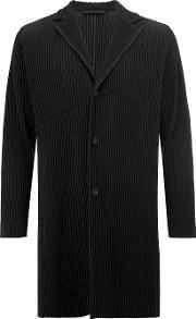Homme Plisse Issey Miyake , Pleated Light Weight Jacket Men Polyester 2