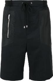 Les Hommes Urban , Panelled Track Shorts