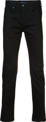 Levis Made & Crafted , Levi's Made & Crafted Slim Fit Jeans Men Cotton 3232, Black