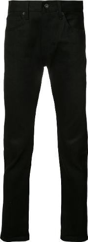 Levis Made & Crafted , Levi's Made & Crafted Slim Fit Jeans Men Cottonspandexelastane 3432, Black