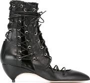 Liudmila , Drury Lane 50 Boots Women Leather 36