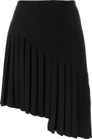 Mugler , Asymmetric Skirt