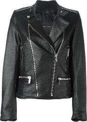 Nour Hammour , 'salvation' Biker Jacket