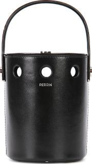 Perrin Paris , Vase Tote Bag Women Calf Leather One Size