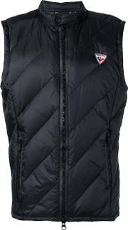 Rossignol , Gregoire Gilet Men Feather Downnylon 50, Black