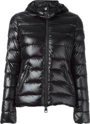 Rossignol , Zipped Hooded Puffer Jacket Women Feather Downpolyamide L
