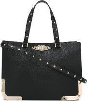 Red Valentino , Star Studded Tote