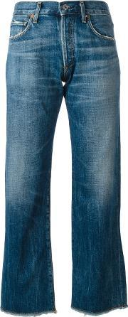 Citizens Of Humanity , Cropped Jeans Women Cottonrayon 28