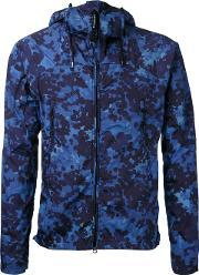 Cp Company , Camouflage Hooded Jacket