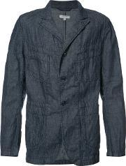 Engineered Garments , Chambray Jacket Men Cotton L