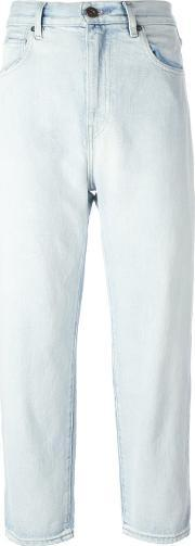 Levis Made & Crafted , Levi's Made & Crafted Barrel Cropped Jeans Women Cotton 29
