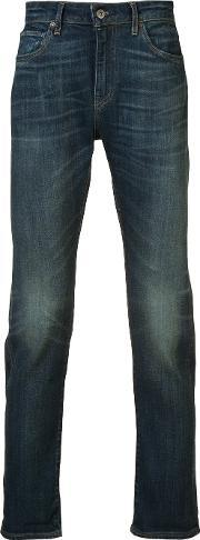 Levis Made & Crafted , Levi's Made & Crafted Slim Fit Jeans Men Cottonspandexelastane 3634, Blue