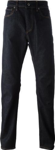 Levis Made & Crafted , Levi's Made & Crafted Tack Slim Fit Jeans Men Cottonspandexelastane 33, Blue