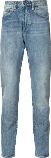 Levis Made & Crafted , Levi's Made & Crafted Tapered Jeans Men Cotton 3634, Blue