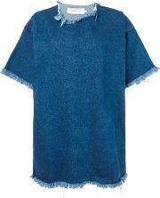 Marquesalmeida , Marques'almeida Denim Dress