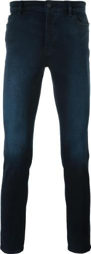 Neuw , 'hell Skinny Travaille' Jeans Men Cottonspandexelastane 34, Blue
