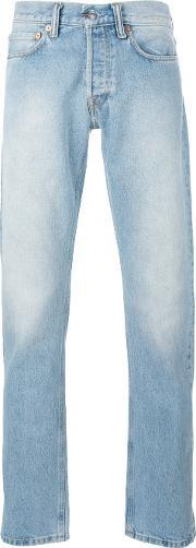 Our Legacy , Stonewashed Slim Fit Jeans