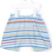 Paul Smith Junior , Striped Shorts
