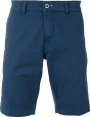 Rehash , Re Hash Bermuda Shorts Men Cottonspandexelastane 32, Blue