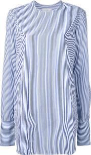 Studio Nicholson , Striped Top Women Cotton 2
