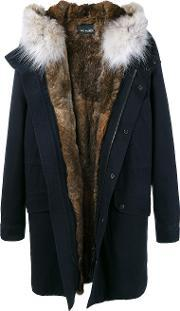 Yves Salomon Homme , Fur Hooded Parka