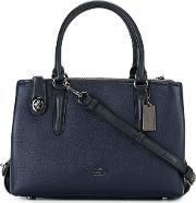 Coach , Removable Strap Tote Women Leather One Size