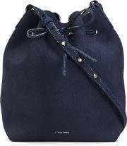 Mansur Gavriel , Bucket Bag Women Suede One Size