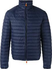Save The Duck , Lightweight Padded Jacket Men Nylonpolyester M, Blue