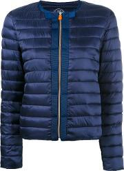 Save The Duck , Zipped Padded Jacket Women Nylonpolyester 0