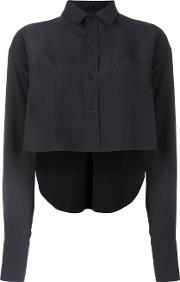 Societe Anonyme , 'sleeve' Shirt Women Silk One Size