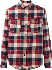 White Mountaineering , Chest Pockets Shirt Men Cotton 2