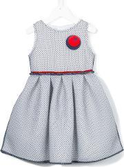 I Pinco Pallino , Flared Dress Kids Polyester 12 Yrs, Girl's, White